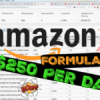Amazon Affiliate Marketing – Make Money EASY FAST