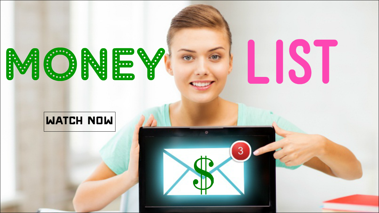Make Money Fast Building An Email List 2018 – Cashflow