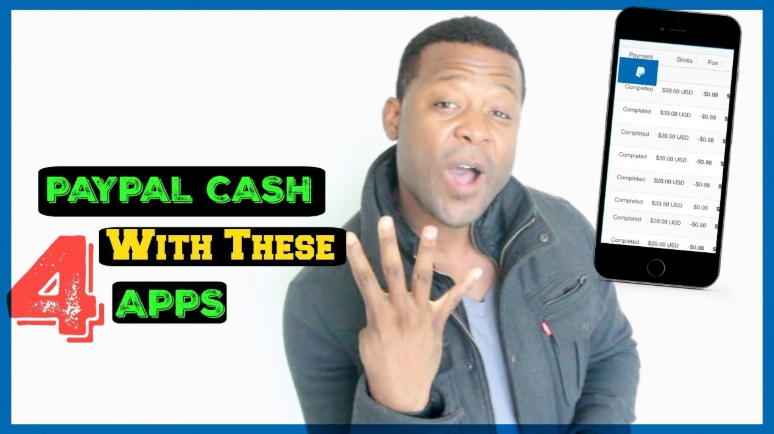 4 Apps That Make Money Online With Paypal – Cashflow